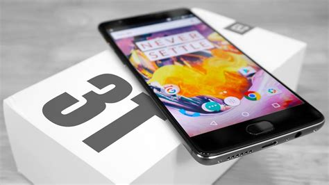 Oneplus 3t  Unboxing & Hands On! Youtube