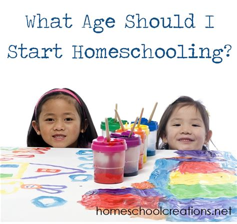 what age should i start homeschooling my child 666   What Age Should I Start Homeschooling
