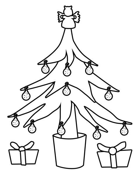 Coloring Outlines by Tree Outline Tree Outline For