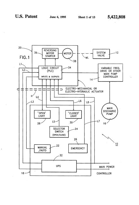 Patent US5422808 - Method and apparatus for fail-safe