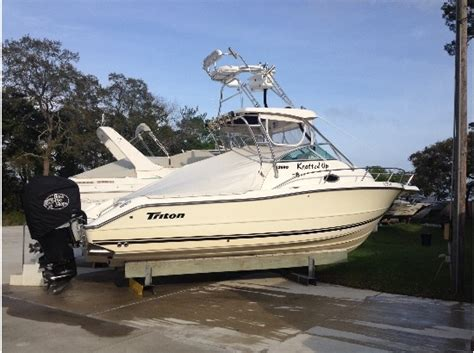 Triton Walkaround Boats For Sale by Triton 2690 Boats For Sale