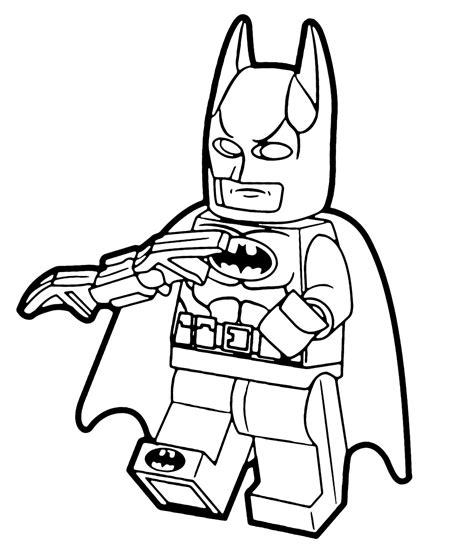 disegni da colorare batman e disegni di quot lego batman il quot da colorare