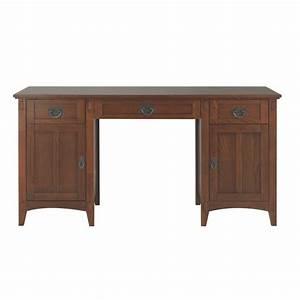 Home Decorators Collection Oxford White Secretary Desk