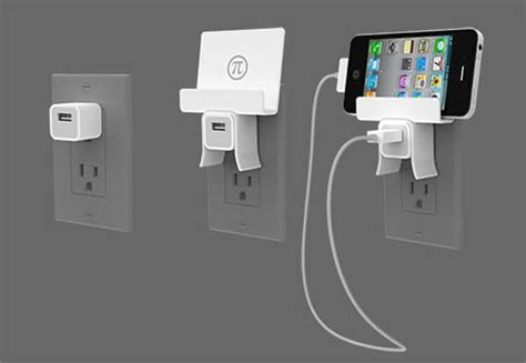 iphone holder a clever iphone holder that you don t you want yet