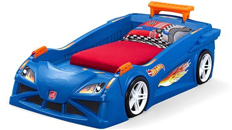 This Race Car Bed Is A Giant Extension Of Your Kid's Hot