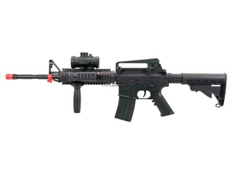 Bbtac M4 M16 Replica Airsoft Gun M83 A2 Electric Rifle Full Automatic Semi W/ Red Dot Scope White Plastic Plates With Silver Trim Bulk Coated Wire Stackable Shelves Top Surgeon In Jacksonville Fl 10 Oz Cups Lids Translucent Colored Sheets 4 Drawer Tower Storage Unit Asda 2 Amber Spray Bottles Mailbox Door