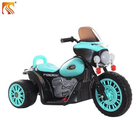 factory direct sale kids plastic electric motorcycle