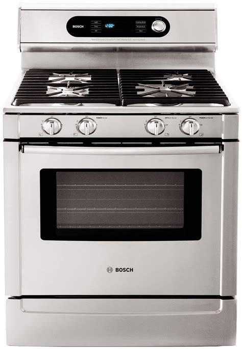 Kitchen Range With Downdraft Ventilation by Hgs7282uc Bosch Hgs7282uc 700 Series Gas Ranges