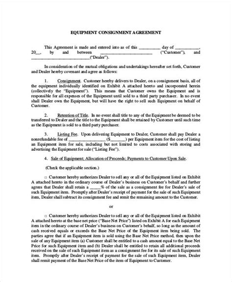business listing agreement best resumes