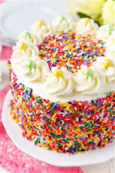 funfetti birthday cake sugar soul