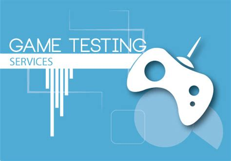 game testing services skills