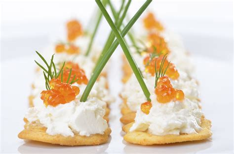 canapes images luxurious appetizers youne
