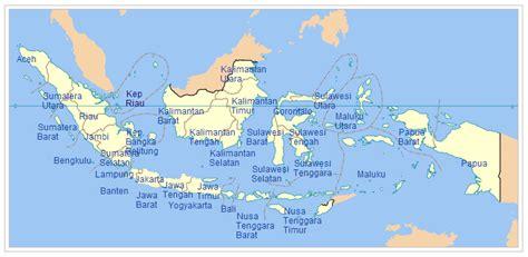 blog kita punya daftar propinsi  indonesia