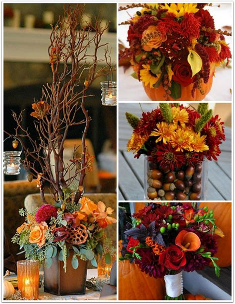 autumn wedding themes lilygrass