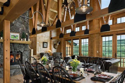 beauty  comfort  lodge style interiors