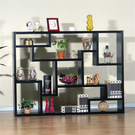 Wood Room Divider Bookcase by Furniture Of America Mandy Bookcase Room Divider