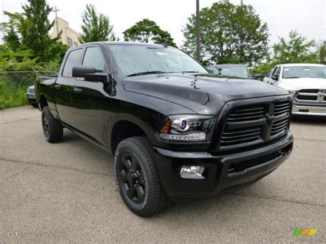 Ram 2500 Black Appearance Package by Veyron Tires Price