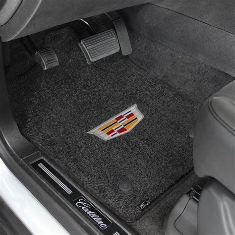 monogrammed floor mats custom fit carpet floor mats by lloyd chevelle tech
