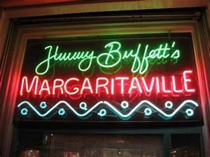 Jimmy Buffett s Margaritaville Neon Key West FL Neon