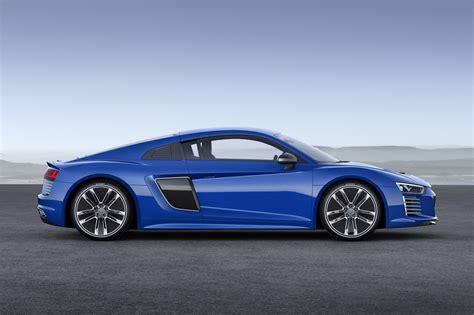 The Audi R8 E-tron, Like The Tesla Model S, Uses 18650
