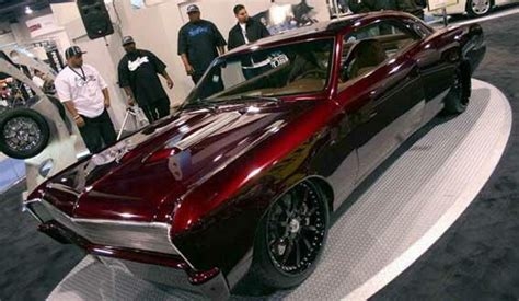 1967 Chevy Chevelle (re-purposed Old Body Onto The Chassis