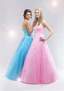 gallery for gt prom dresses blue and pink