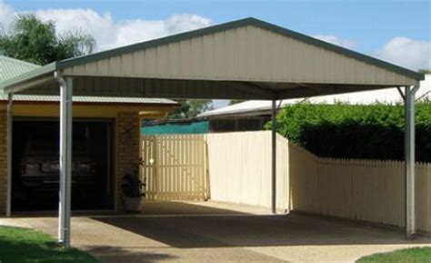 Boat Supplies Johannesburg by Garages And Carports Steel Metal Supplies Australia