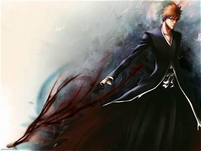 Ichigo Kurosaki Bankai Bleach Anime Fanpop