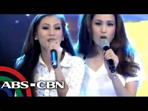 Toni, Alex Gonzaga Sing Duet On 'GGV' | How To Save Money ...