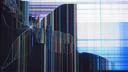 Broken Screen Prank Tv Pc Laptop