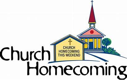 Homecoming Church Clip Clipart Join Celebration Baptist