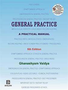 General Practice  A Practical Manual