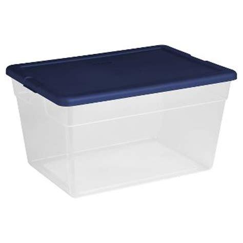 plastic storage bins target
