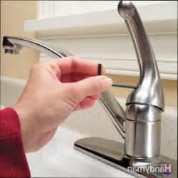bathroom fixtures single handle bath faucet leak repair