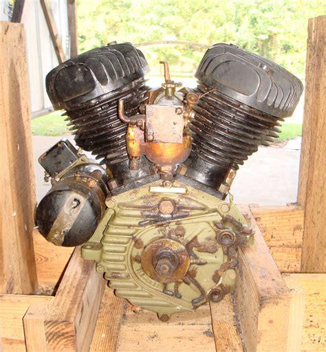 Harley Davidson Crate Engines by Harley Davidson Wla Crate Motor