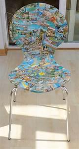 Upcycled Postcard Chairs  U2022 Recyclart