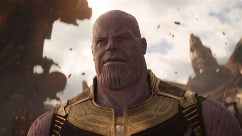Josh Brolin As Thanos In Avengers Infinity War 2018, Full