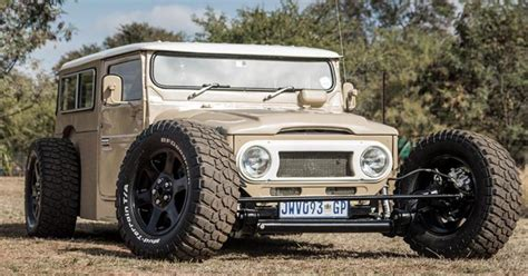land cruiser hot rod      kind  road