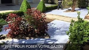 Comment Poser Du Gazon Synthétique : comment poser du gazon synth tique permanent luxor par euro castor green youtube ~ Nature-et-papiers.com Idées de Décoration