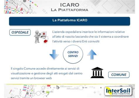 Comune Di Desio Ufficio Anagrafe by Progetto Icaro Presentazione Prodotto