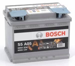 Bosch S4 12v 60ah : bilbatteri agm 12v 60ah bosch s6005 s5a05 lxbxh ~ Jslefanu.com Haus und Dekorationen