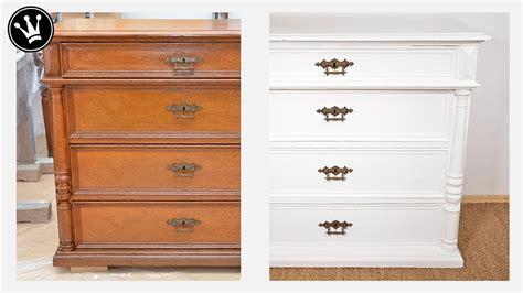 Alte Und Neue Möbel Mischen by Gro 223 Alte Schr 228 Nke Neu Gestalten Shabby Chic Tutorial