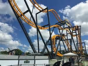 Batman Ride Six Flags Fiesta Texas San Antonio