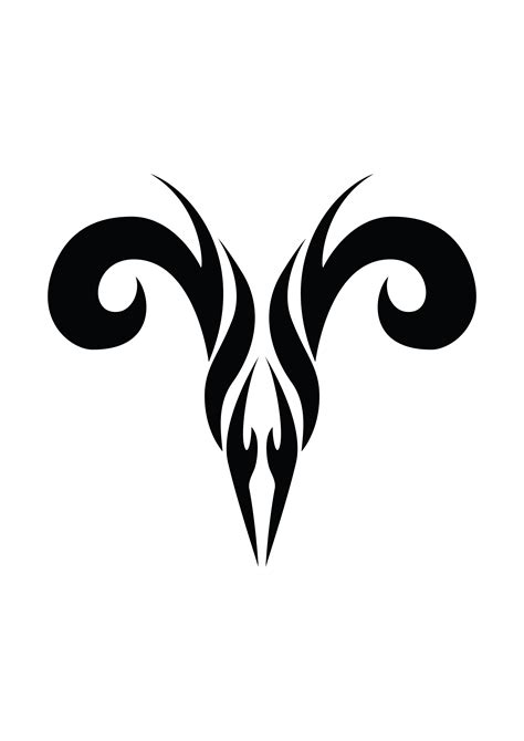 Aries Tattoos Designs, Ideas and Meaning   Tattoos For You