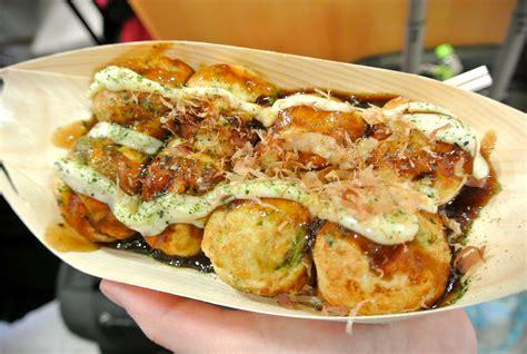 Japanese Street Food  Tokyo Trendy