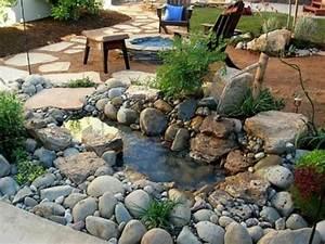 Steine Für Gartenteich : gartenteich selber machen in schritten runde steine garten pinterest gartenteich selber ~ Sanjose-hotels-ca.com Haus und Dekorationen