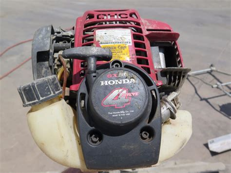 Power Concrete Screed W/ Honda 4-stroke Motor