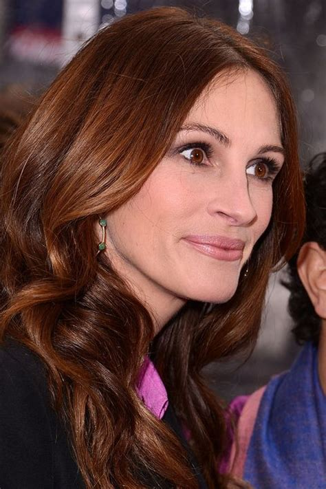 auburn hair color shades  celebrities  red