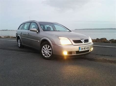 vauxhall vectra logo 2004 vauxhall vectra for sale in dungarvan waterford from