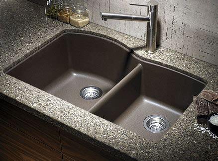 best undermount kitchen sinks for granite countertops granite kitchen sink ideas for a beautiful natural stone